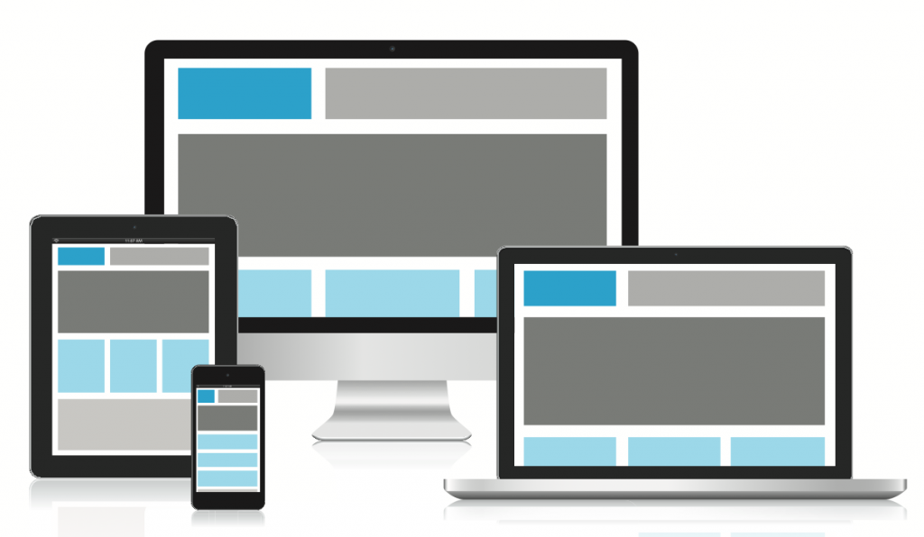 Responsive website door Infinitum Mobile